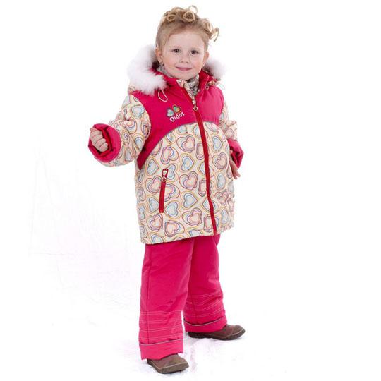Верхняя одежда для девочек из Дьюти Фри
